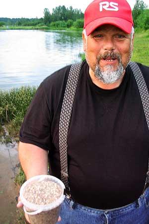 перловка на рыбалку в термосе