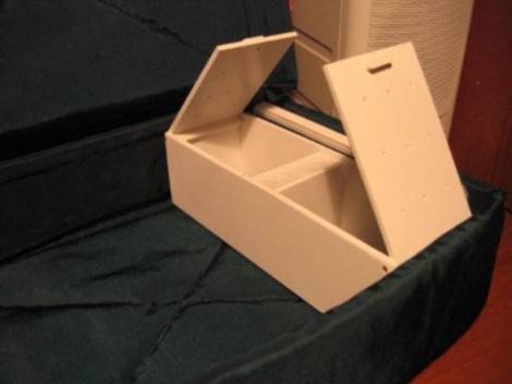 Коробочка в домашних условиях