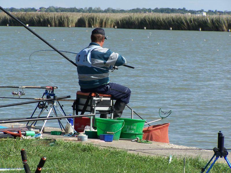 что такое матчевая рыбалка фото