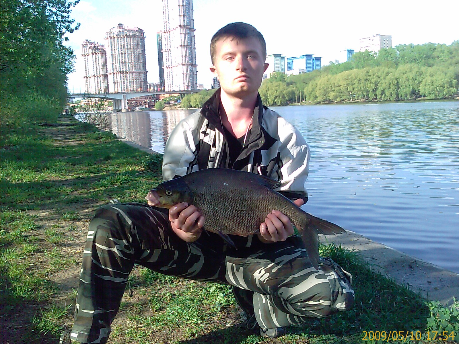 можно ловить рыбу в москве сейчас